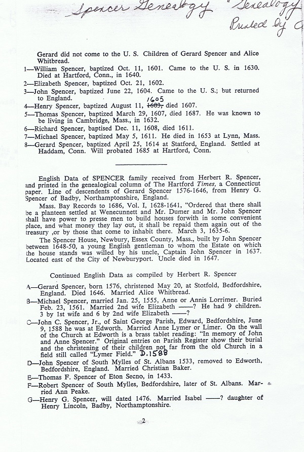 page-2-genealogy-of-the-spencer-family-booklet-in-e-g-library